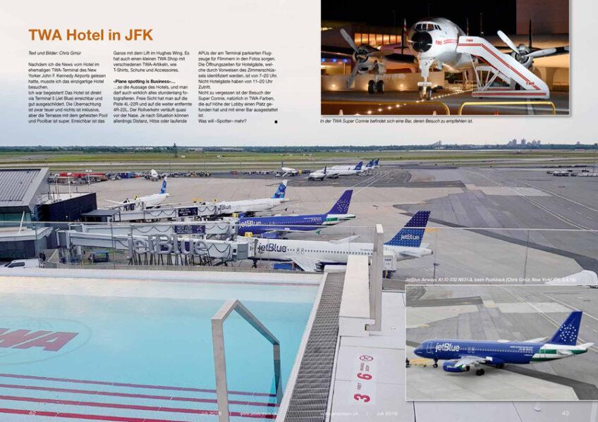 JFK: Stilvolles TWA Hotel