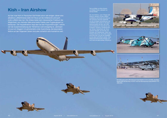 Sehenswerte Kish Airshow