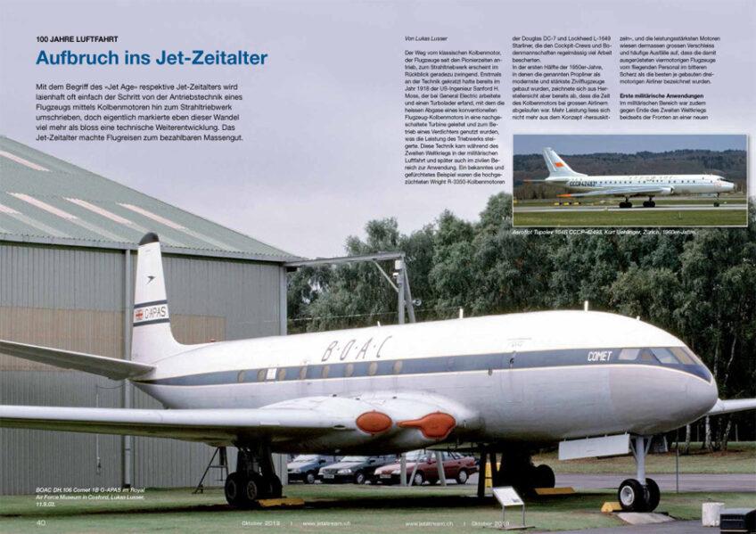 Serie: 100 Jahre Linienflug