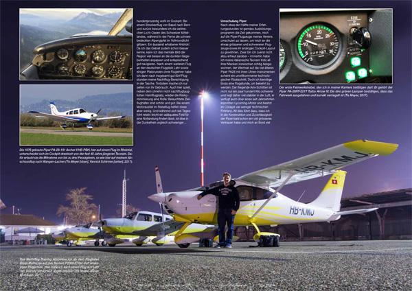 Serie: Vom Flughafenzaun ins Airline-Cockpit