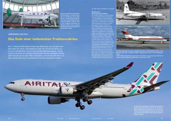 Arrivederci Air Italy