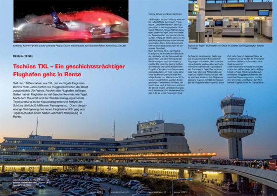 TschüssTXL: Geschichtsträchtiger Flughafen geht in Rente