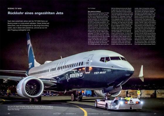 Rückkehr eines angezählten Jets: Die 737 MAX hebt wieder ab