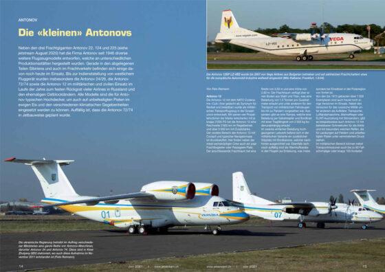 """Die """"kleinen"""" Antonovs"""
