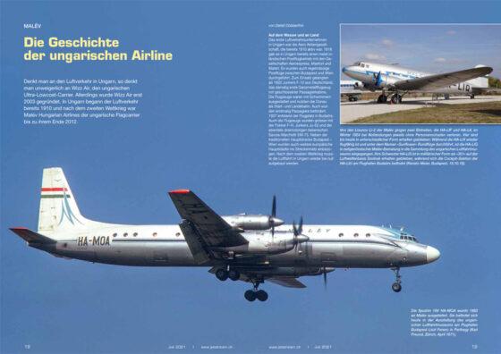 Malev: Die Geschichte der ungarischen Airline