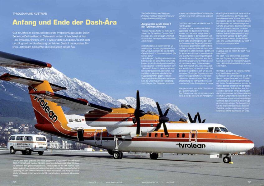 Anfang und Ende der Dash-Ära in Österreich