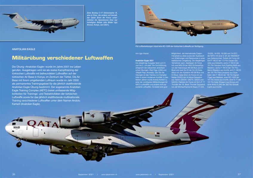 Anatolian Eagle: Illustre Luftwaffen-Übung